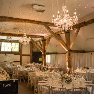 Dorset House, professional wedding lighting, neutral, bright