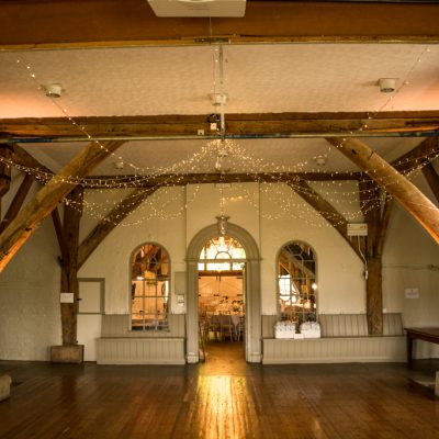 Dorset House, professional wedding lighting, fairylights